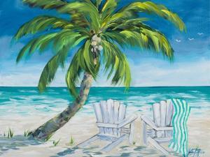 Ocean Breeze II by Julie DeRice