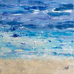 Oceans in Abstract by Julie DeRice