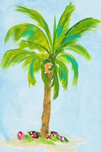 Palm Days I by Julie DeRice