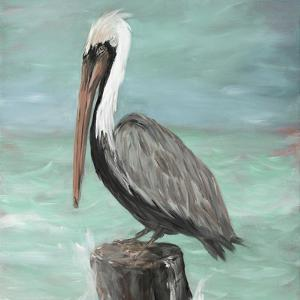 Pelican Way I by Julie DeRice
