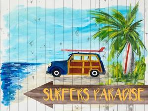 Surfers Paradise by Julie DeRice