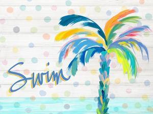 Swim Near the Palm Tree by Julie DeRice
