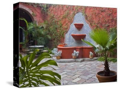 Casa De La Cuesta, San Miguel, Guanajuato State, Mexico