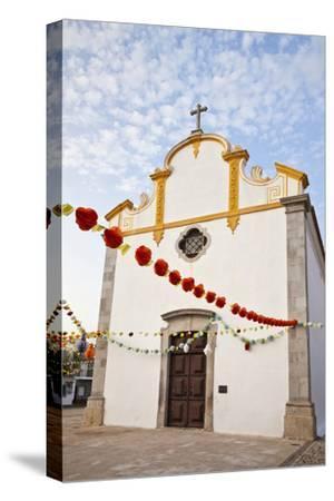 Chapel of Sao Sebastiao, Tavira, Portugal.