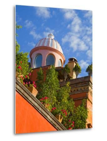 Dome of A Church, San Miguel De Allende, Guanajuato State, Mexico