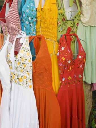 Dresses For Sale, Valladolid, Yucatan, Mexico