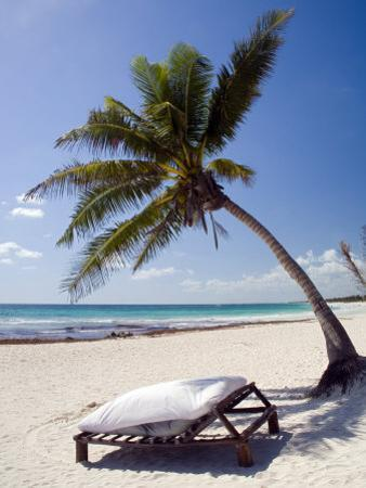 Place of Relaxation, Tulum Ruins, Quintana Roo, Mexico by Julie Eggers