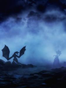 Dragon Myst by Julie Fain