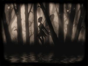 Enchanted Glimpse by Julie Fain