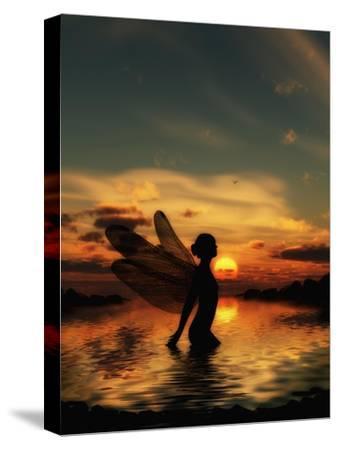 Fairy at Sunset