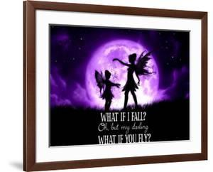 Fairy Sisters What If I Fall What If You Fly by Julie Fain