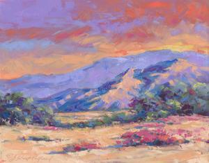 Desert Dessert by Julie G. Pollard