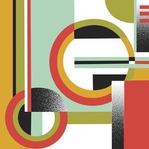 Bauhaus 4 by Julie Goonan