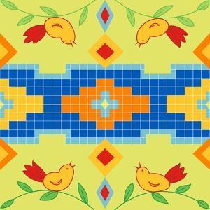 Bird Square by Julie Goonan