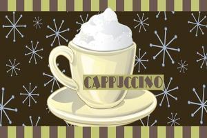 Cappuccino by Julie Goonan