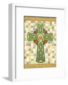 Celtic Cross by Julie Goonan