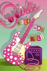 Girls Rock and Rule by Julie Goonan