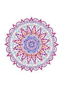 Mandala 1 by Julie Goonan