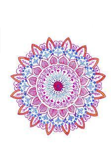 Mandala 2 by Julie Goonan