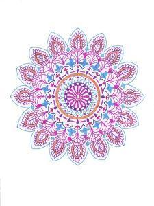 Mandala 3 by Julie Goonan