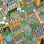 Celtic Cross-Julie Goonan-Giclee Print