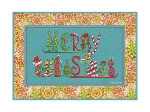 Merry Christmas Fun by Julie Goonan