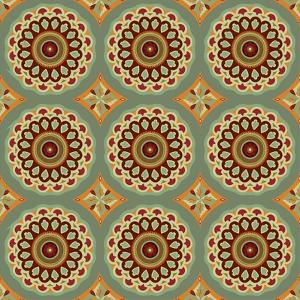 Morocco Medallions by Julie Goonan
