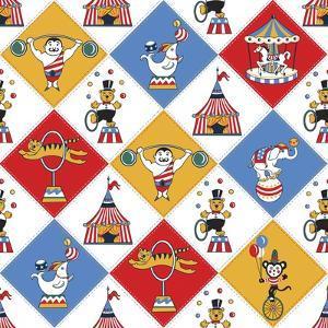 Retro Circus by Julie Goonan