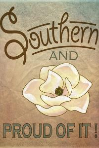 Southern and Proud of It by Julie Goonan