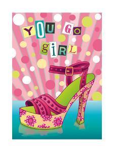 You Go Girl by Julie Goonan
