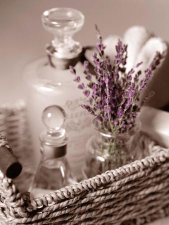 Lavender Tray by Julie Greenwood