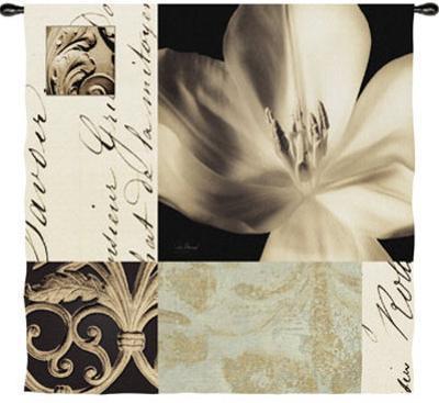 Tulip Montage Mid by Julie Greenwood