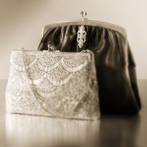 Vintage Glamour Evening Bags by Julie Greenwood