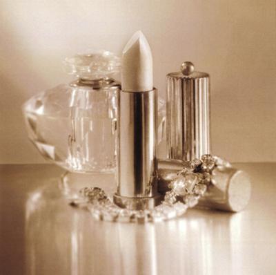 Vintage Glamour Lipstick & Perfume by Julie Greenwood