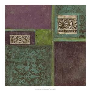 Abstract Details I by Julie Holland