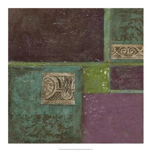 Abstract Details II by Julie Holland