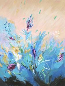 Mixed Floral II by Julie Joy