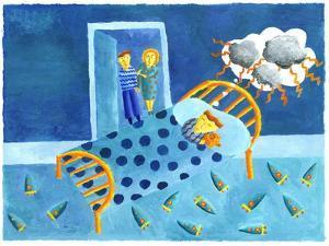 Bad Dreams, 2006 by Julie Nicholls