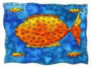 Fat Fish, 2006 by Julie Nicholls
