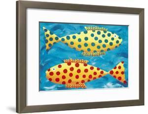 Spotty Fish, 1998 by Julie Nicholls