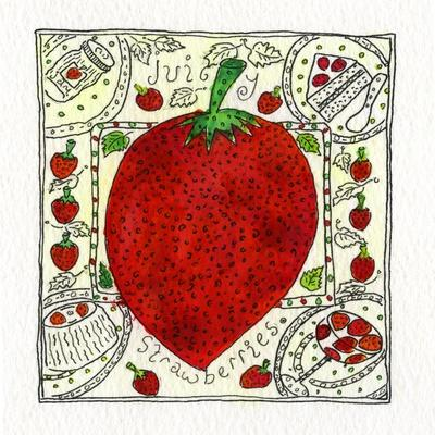 Strawberry, 1992