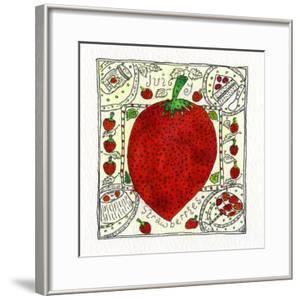 Strawberry, 1992 by Julie Nicholls