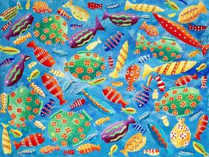 Tropical Fish, 2006 by Julie Nicholls