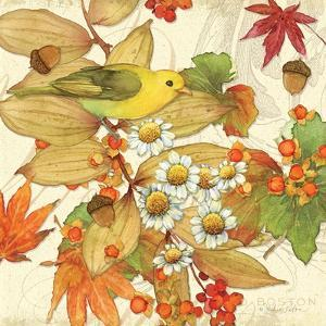 Flora & Tanager I by Julie Paton