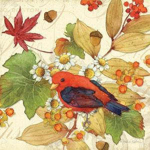 Flora & Tanager II by Julie Paton