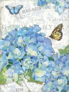 Garden Hydrangea I by Julie Paton