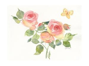 Roses I by Julie Paton