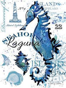 Seahorse Laguna by Julie Paton