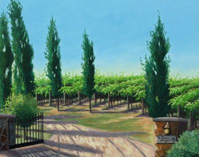 Vapiano VIneyard by Julie Peterson