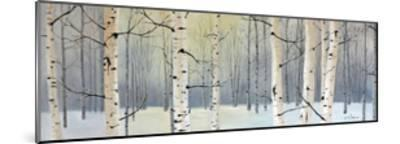 Winter Birch Forest by Julie Peterson